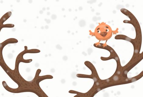 Animacja świąteczna 2014