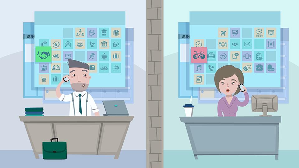 Explainer video Speate - produkcja animacji biznesowych i explainer video