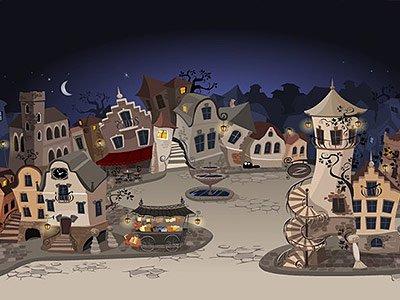 ilustracja-miasto-noca