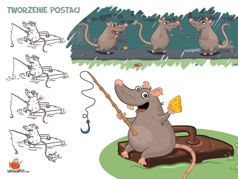 fat rat-portfolio-koncept-postaci