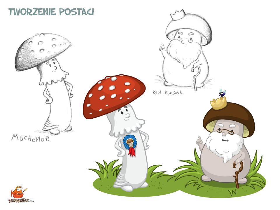 grzyby-portfolio-koncept-postaci