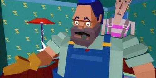 Dardanele Studio Animacji | animowany teledysk - kadr z animowanego teledysku Dire Straits - Money For Nothing
