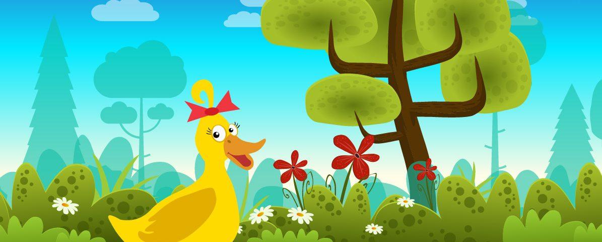 Kaczka Dziwaczka - animowany teledysk